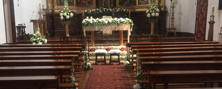Flores para bodas, bautizos, comuniones